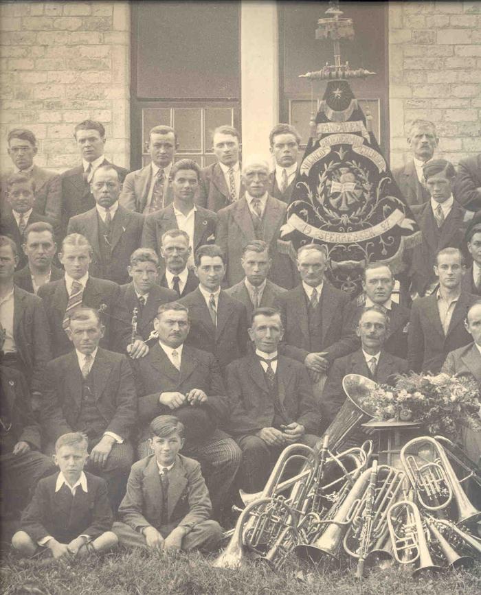1935 - Koninklijke Fanfare Broedermin